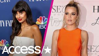 Jameela Jamil Slams 'Irresponsible' Khloé Kardashian For Promoting Weight Loss Shakes
