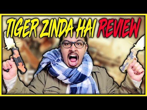 Tiger Zinda Hai Full Movie Review | Salman...