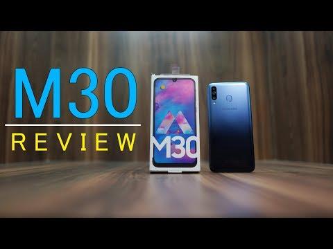 Samsung Galaxy M30 Review - Rs. 14,990 में SAMOLED, 5000 MAh Battery, Triple Camera
