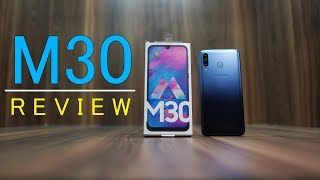 Samsung Galaxy M30 review - Rs. 14,990 में sAMOLED, 5000 mAh battery, triple camera