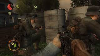 Brothers In Arms: Earned In Blood (Xbox) - Abandoned Streets Multiplayer