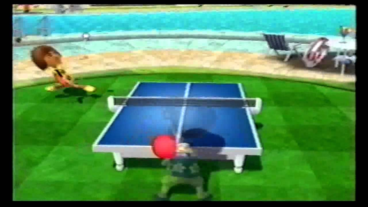 Wii sports resort table tennis vs mike level 2500 - Wii sports resort table tennis cheats ...