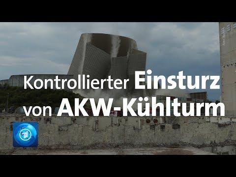 AKW Mülheim-Kärlich: Kühlturm
