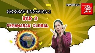 Geografi Tingkatan 2 Bab 9 :Pemanasan Global