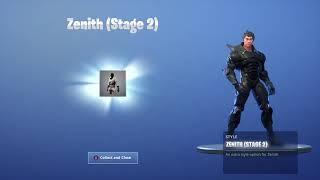 Fortnite: Zenith GLITCH WTF