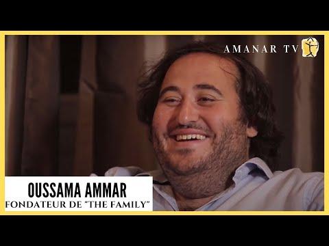 Interview Oussama AMMAR - Christophe PAIN - AMANAR TV