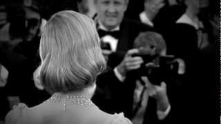 The Magnificient Marilyn Diamond Set worn by Eva Herzigova - presented by Chopard