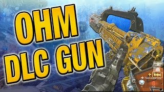 "New ""OHM"" DLC Gun - Advanced Warfare Gameplay!"