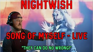 REACTION - Nightwish - 'Song of Myself' - Live at Wacken 2013