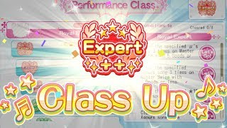 REACHING EXPERT++ PERFORMANCE CLASS!!! (Love Live! School Idol Festival)