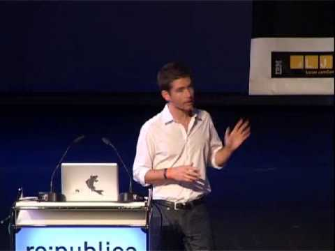re:publica 2010 - David Sasaki - Technology for Transparency on YouTube
