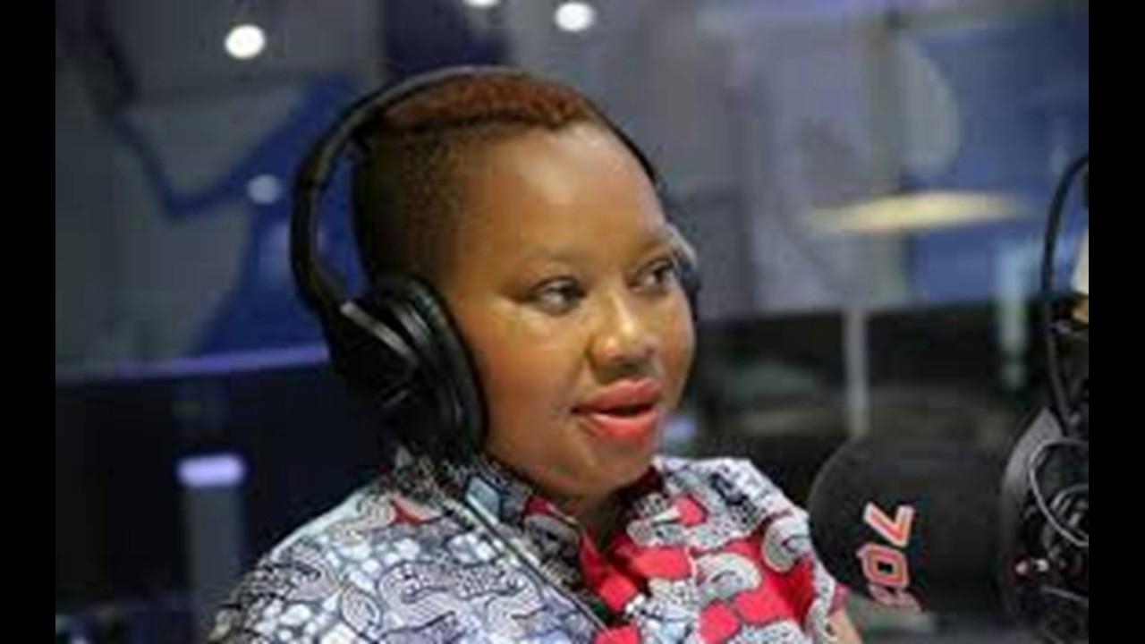 Lumka Oliphant refuses to speak English on 702