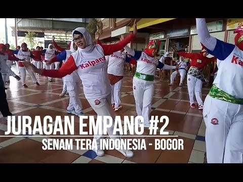 JURAGAN EMPANG #2 Senam Tera Indonesia Bogor