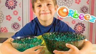 Знакомство с ORBEEZ. Выращиваем в воде большие шары Орбиз.(, 2016-07-02T11:46:59.000Z)