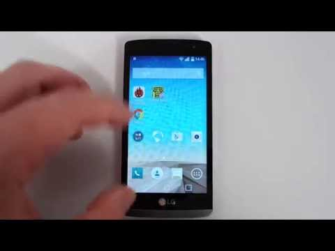 LG Leon 4G LTE unboxing and hands-on - mobilarena.hu