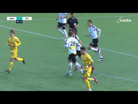 Haka Oulu Goals And Highlights