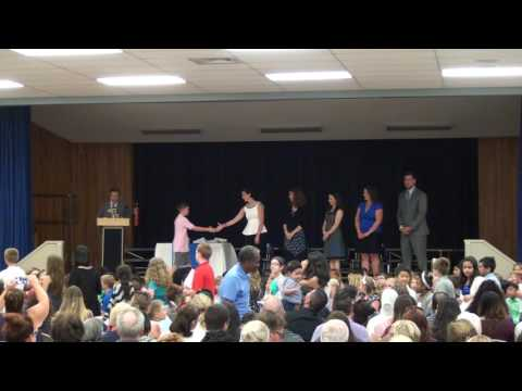 Cromie Elementary School 5th Grade Awards Ceremony, Warren/Michigan