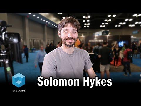 Solomon Hykes, Docker - DockerCon 2017