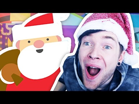 Thumbnail: VISITING SANTA'S OWN WEBSITE?!!