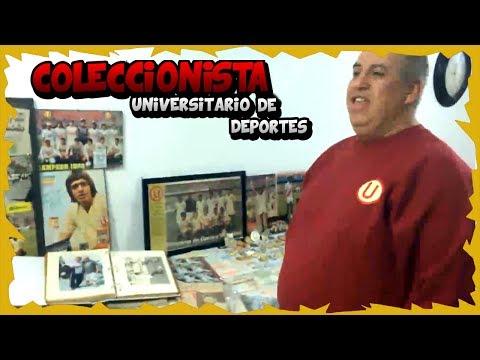 COLECCIONISTA UNIVERSITARIO DE DEPORTES PERU
