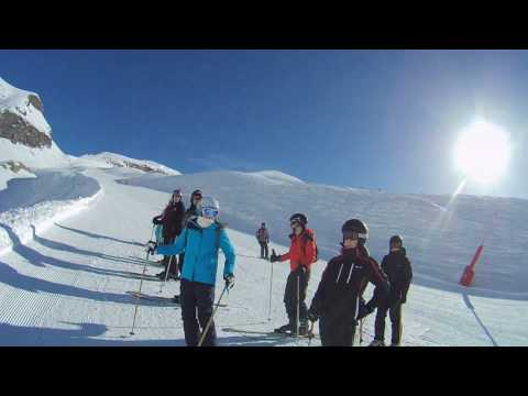 Evolution 2 Val d'Isère - Nico's group 12th february 2017