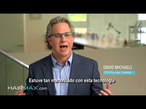 HairMax Founder, David Michaels on The Science of Hair Growth