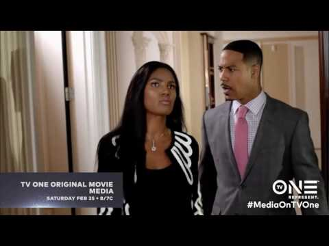 Get Media TV One Clip#1 Brian White Denise Boutte Images