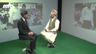 Interview with Malik Lal Khan (Amir Jamaat Canada) @Jalsa Salana Canada 2013