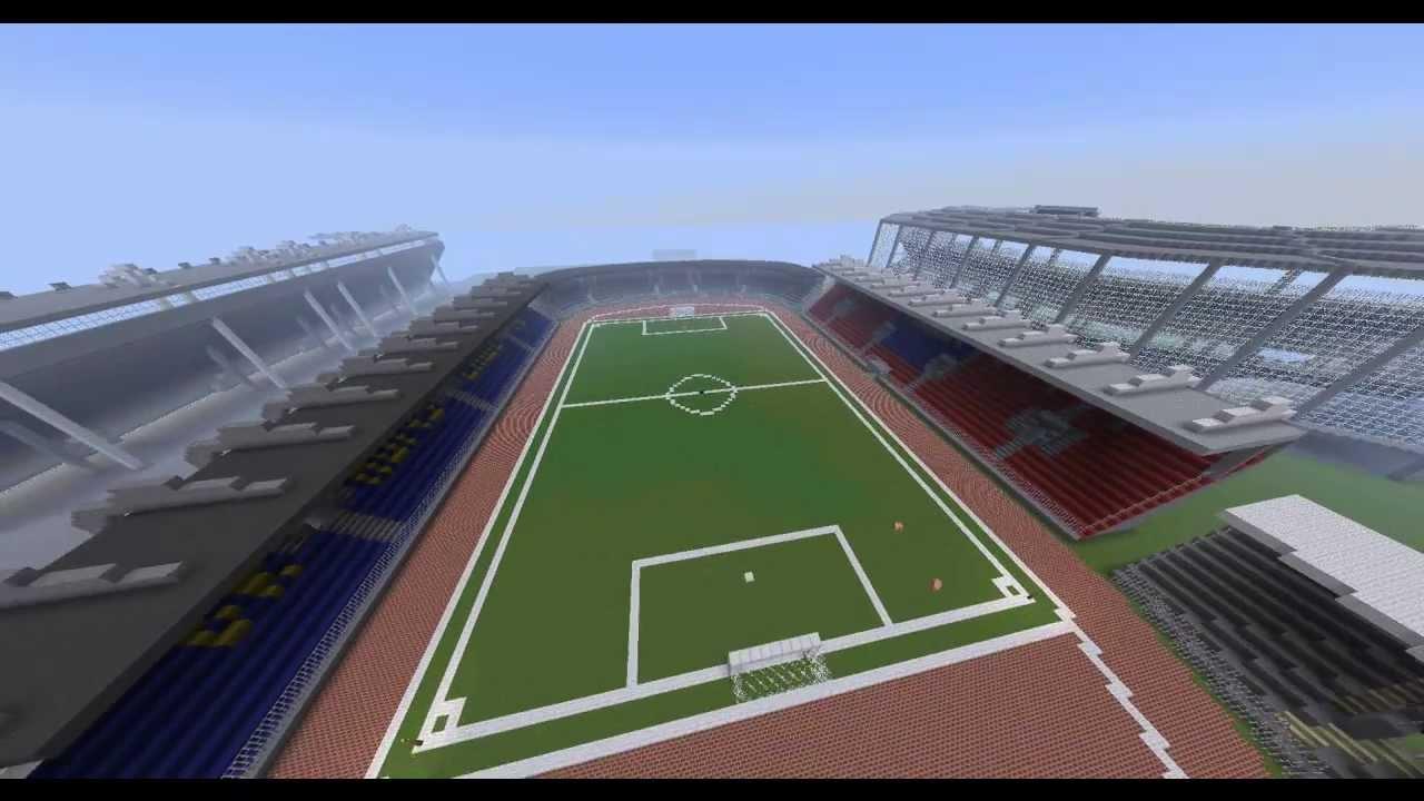 minecraft eintracht stadion braunschweig download youtube. Black Bedroom Furniture Sets. Home Design Ideas