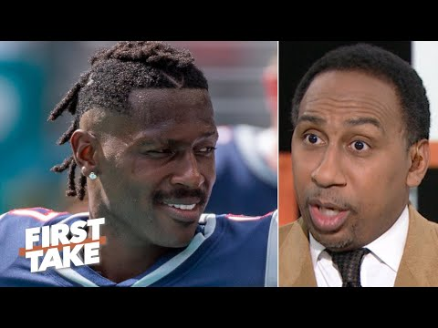 The Patriots should bring back Antonio Brown - Stephen A. | First Take