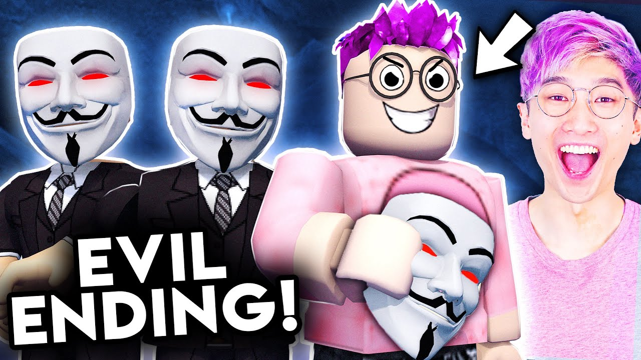 Can You Get The Secret Evil Ending In This Roblox Game Break In - bad ending roblox