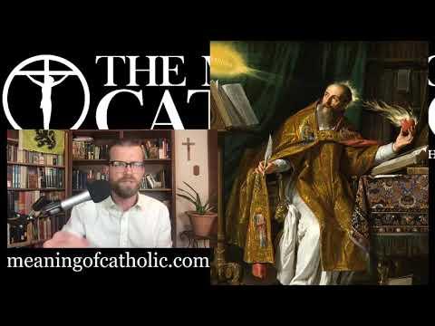 XXIII Sunday after Pentecost - St. Augustine