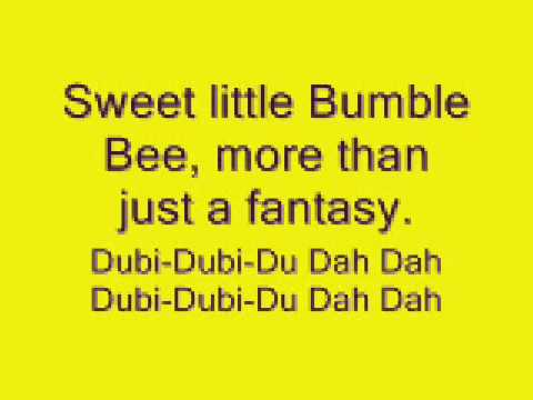 Bumble Bee Lyrics