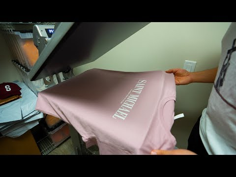 How To Start Your Own T Shirt Printing Business Using A Heat Press