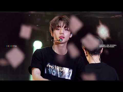 [COLORFUL] ONE:THE WORLD TOUR DVD TEASER 1 - PARK JI HOON