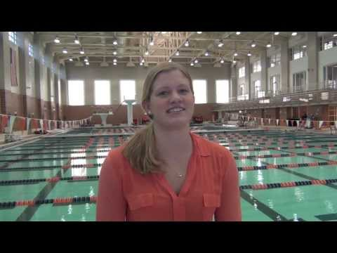UVa Swimming And Diving Q&A With Jane Munro