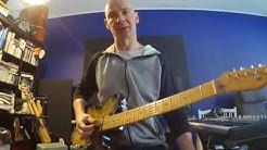 #kitaraideat #3: Slideä ja sointumelodiaa ruotsalaisiin dekkareihin!
