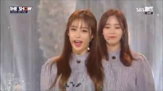 [Vietsub] Hurt Only Until Today + Tiamo - T-ara (The Show Live)