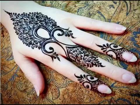 Cantik 52 Motif Henna Khusus Remaja Ada Yg Mau Coba Beautiful