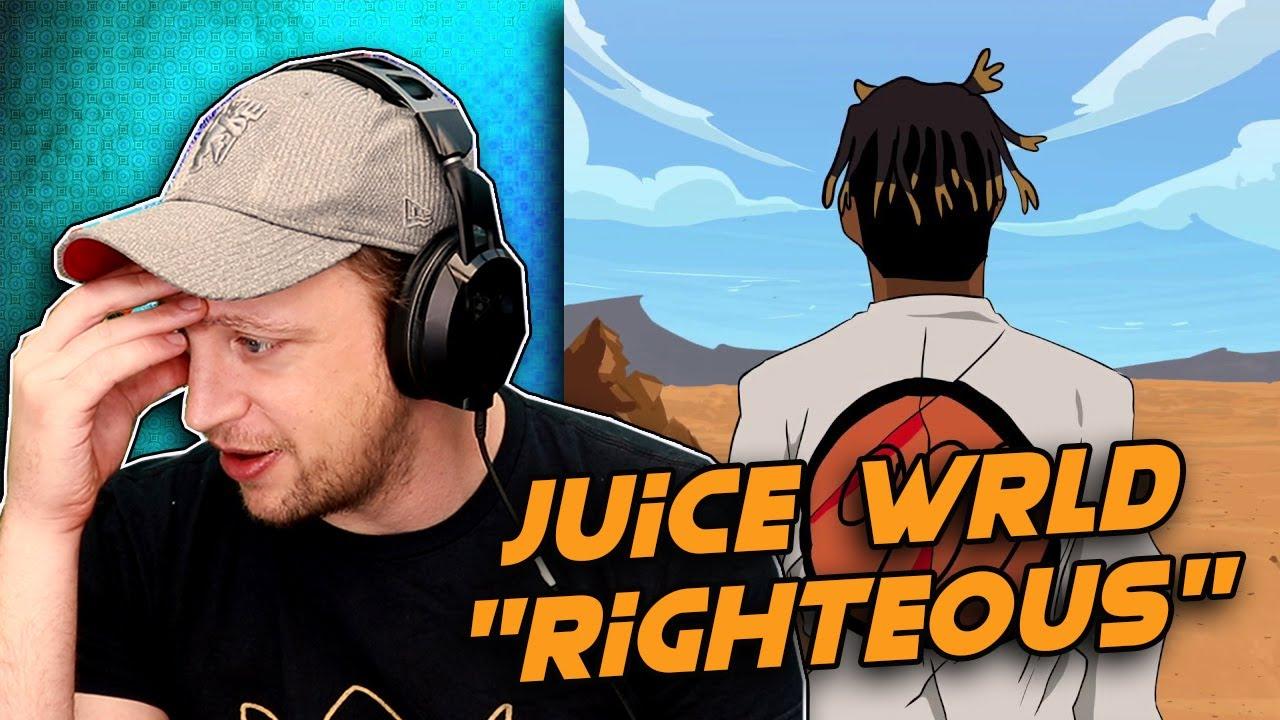 "Juice WRLD Estate Releases New Single, ""Righteous"""