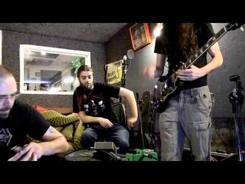 The Agonist Studiotime and Pre Kamelot Tour Webisode