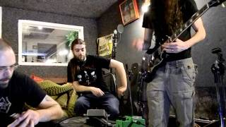 The Agonist Studiotime and Pre Kame...