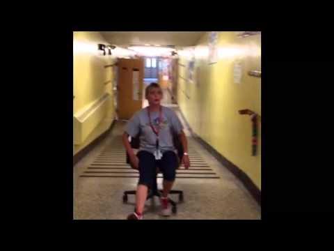 Happy Husky Hero Video
