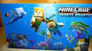 ПОДВОДНЫЙ МИР МАЙНКРАФТ или как Товарищ Сафронов Вредные Игрушки Х......хвалил подделки Minecraft?