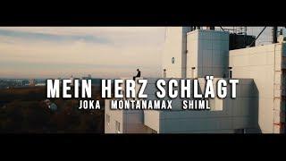 JOKA, MONTANAMAX, SHIML - Mein Herz schlägt (prod. by ORBIT) [Official Video]