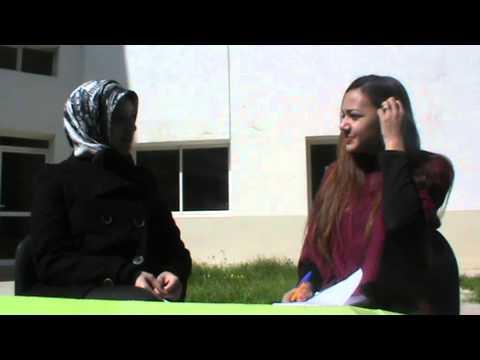 HAF interviews Ms Houda Kassou - International women's day - 8 March 2014