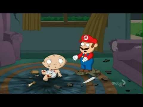 Mario Family Guy Super mario on family ...