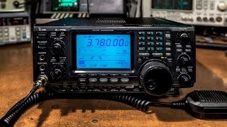Troubleshoot and Repair an ICOM IC-746