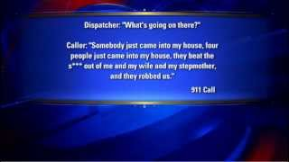 Man calls for help during home invasion, gets voicemail