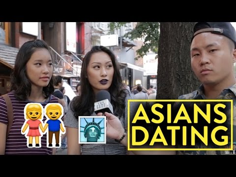 dating asians in the city
